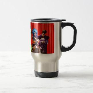 Mug De Voyage Queens d'entrave