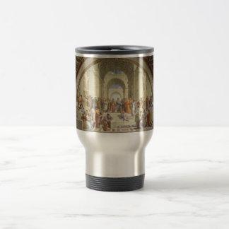 Mug De Voyage Raphael - École d'Athènes