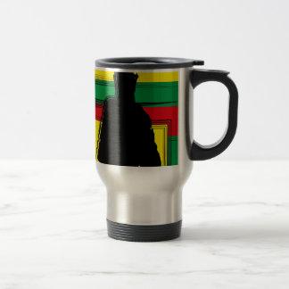 Mug De Voyage Reggae bobo art