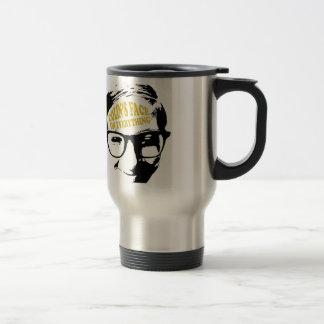 Mug De Voyage Rétro conception de logo l'autre substance
