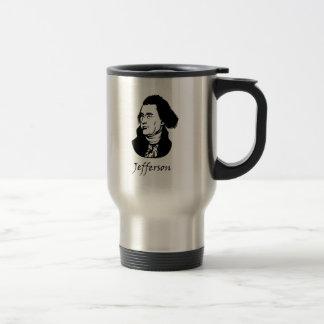 Mug De Voyage Révolution de Thomas Jefferson - de La de Vive