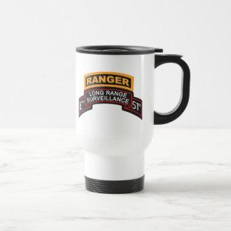 Mug De Voyage Rouleau de l'infanterie LRS d'E Co