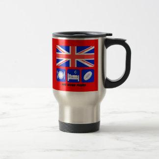 Mug De Voyage Rugby de l'Angleterre