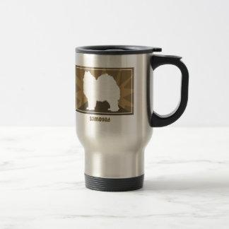 Mug De Voyage Samoyed terreux