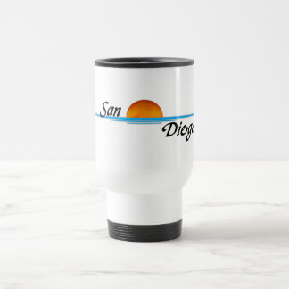 Mug De Voyage San Diego