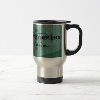 Mug De Voyage San Francisco golden gate bridge