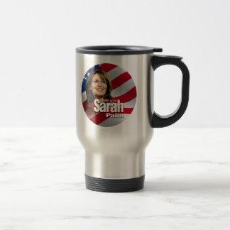 Mug De Voyage Sarah Palin