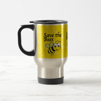 Mug De Voyage Sauvez les abeilles