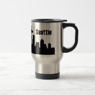 Mug De Voyage Seattle