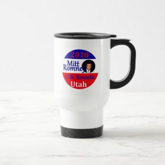 Mug De Voyage Sénat 2018 de Mitt Romney