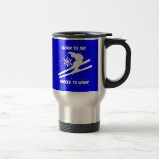 Mug De Voyage Ski