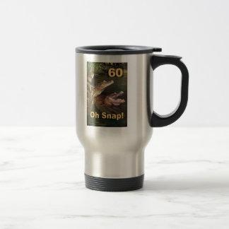 Mug De Voyage soixantième Anniversaire