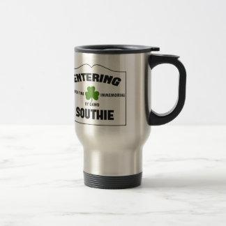 Mug De Voyage Southie entrant