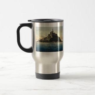 Mug De Voyage St Michel de Mont III, Normandie, France