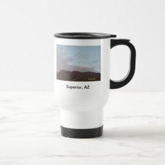 Mug De Voyage Supérieur, AZ