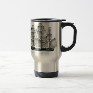 Mug De Voyage Surprise 1796 de voie HMP âgée
