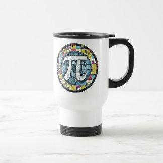 Mug De Voyage Symboles du jour pi de pi