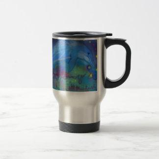 Mug De Voyage Tellement longtemps et mercis de tous les poissons