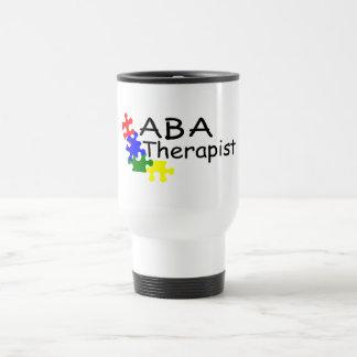 Mug De Voyage Thérapeute d'aba (pp)