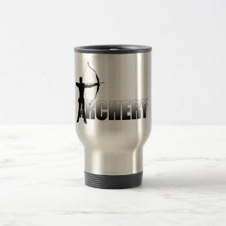 Mug De Voyage Tir à l'arc 2012 de jeux d'été d'archers