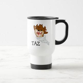 Mug De Voyage Tornade TAZ™ de Chibi