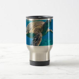 Mug De Voyage Tortue de mer, tortue marine, Chelonioidea,