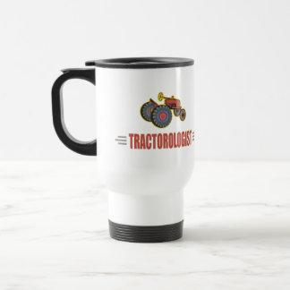 Mug De Voyage Tracteur drôle