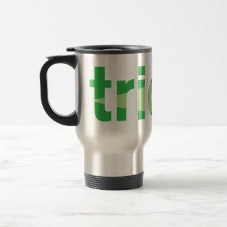 Mug De Voyage TRID la raison que je bois