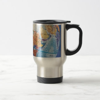 Mug De Voyage Trotteur de globe (15oz.)