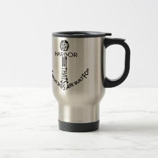 Mug De Voyage Typographie d'ancre