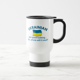Mug De Voyage Ukrainien bel