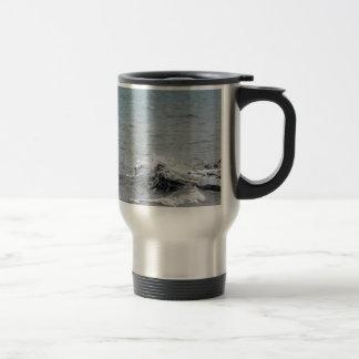 Mug De Voyage Vagues sur la glace