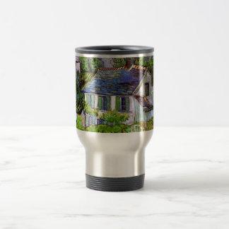 Mug De Voyage Van Gogh - Chambres dans Auvers