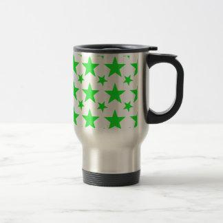 Mug De Voyage Vert de l'étoile 2