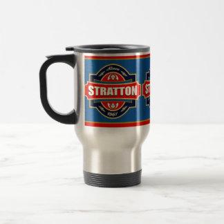 Mug De Voyage Vieil étiquette de Stratton