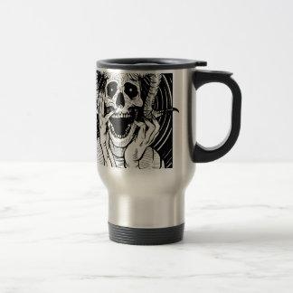 Mug De Voyage visage de diable