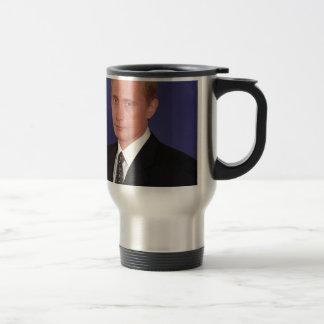 Mug De Voyage Vitesse de Vladimir Poutine