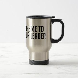 Mug De Voyage Votre chef
