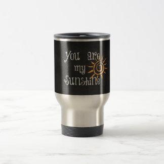 Mug De Voyage Vous êtes mon soleil