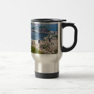 Mug De Voyage Vue aérienne de Rio de Janeiro