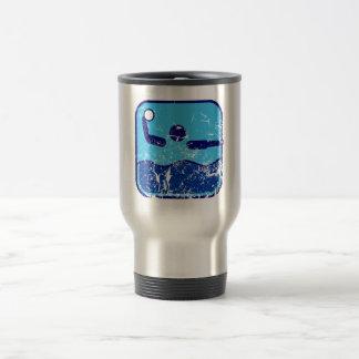Mug De Voyage Wasserball
