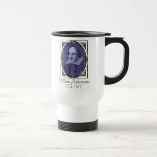 Mug De Voyage William Shakespeare