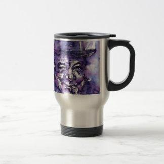 Mug De Voyage Winston Churchill - portrait.3