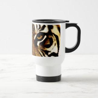 Mug De Voyage Yeux d'un tigre