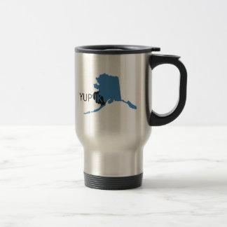 Mug De Voyage Yupik bleu