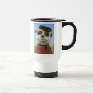 Mug De Voyage Yuri le meerkat