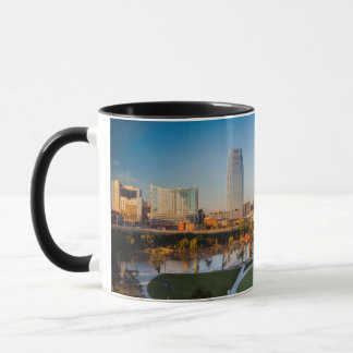 Mug Début de la matinée au-dessus de Nashville,