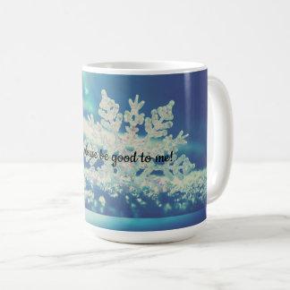 Mug Décembre, veuillez être bon !