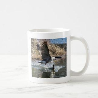 Mug Décollage canadien d'oie