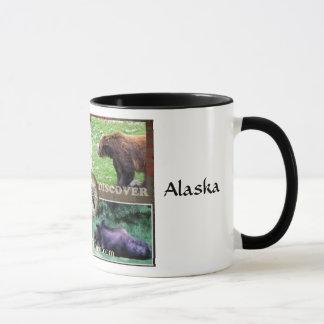 Mug Découvrez l'Alaska